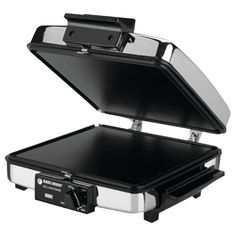 Amazon.com: BLACK+DECKER G48TD 3-in-1 Waffle Maker & Indoor Grill/Griddle, Silver: Electric Waffle Irons: Kitchen & Dining