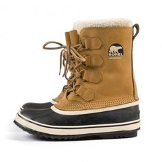 Sorel boots for winter style