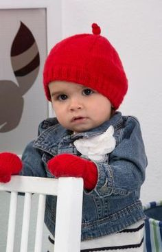 Cosy Hat and Mitts