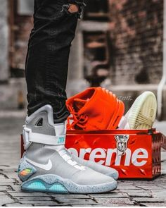 official photos 58bad 3d761 68K+ followers Nike Mag, Jordans Sneakers, Air Jordans, Super Car, Nba  Basketball