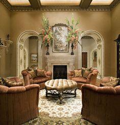 Posh interiors