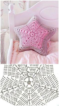 Crochet Diy, Crochet Home Decor, Crochet Motif, Crochet Crafts, Crochet Doilies, Crochet Patterns, Doily Patterns, Crochet Ideas, Doilies Crafts