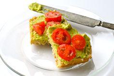Danish Inspired Avocado Spread