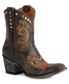 Old Gringo Lil' G Cowgirl Boots - Pointed Toe #Old_Gringo