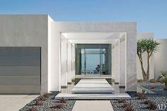 A Minimalist Beverly Hills Home : Architectural Digest