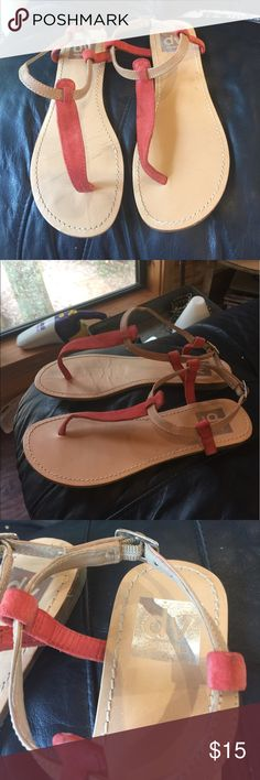 Dolce Vita Burnt Orange Sandals Great condition Dolce Vita Shoes Sandals