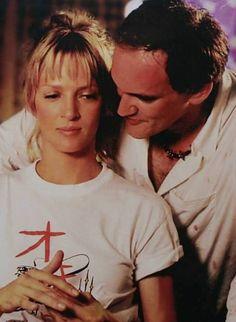 Uma Thurman  Quentin Tarantino