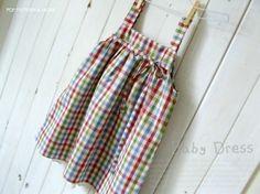 toddlers dress patterns   no 126 Baby Dress PDF Pattern (12 24 36 M)