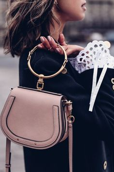 Womens Handbags & Bags : Chloe Handbags Collection & more details Gucci, Fendi, Burberry, Givenchy, Chloe Bag, Chloe Nile Bag, Fashion Bags, Fashion Backpack, Fashion Accessories