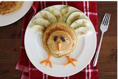 Thanksgiving pancakes
