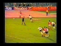 Länderspiel 1977  Deutschland-Schweiz 4:1
