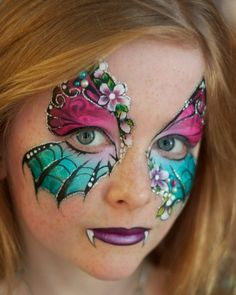 Pixies Face Painting Gallery