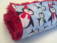 Cyber Monday 20% off with code CYBER20   Christmas Baby Blankets by www.SnuggleBugZZZ.etsy.com
