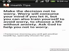 Daily Health Tip Exercise Free  Android App - playslack.com , With the help of holistic wellness approaches that include yoga, meditation, ayurveda, homeopathy, reiki, pranic healing, chakra therapy, aura cleansing, and more, these centres offer packages like weight management, wellness bliss, yoga, ayurvedic rejuvenation, fitness and stress management. Mumbai's wellness centres offer massages to soothe exhausted muscles, workout sessions that revive you, and healing therapies along with…