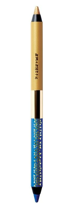 Double-ended eyeliner by Smashbox and Santigold. Tip: Can also be used as an eyeshadow!