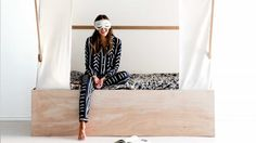 Megan Morton's bedroom style: take a closer look Bedroom Styles, Bedroom Ideas, Out Magazine, Interior Stylist, Inside Out, Google Play, Nook, Closer, Bathrooms