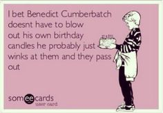 happy birthday, Benedict