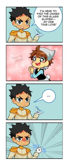 oikawa, iwaizumi, cinderela, http://electricprince.tumblr.com/post/117562972242/prince-iwaizumi-searches-for-his-one-true-love