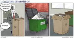The Adventures of Business Cat | Photocopieur