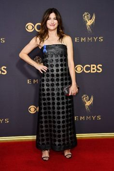 Emmys 2017 Red Carpet - Kathryn Hahn, a nominee for best supporting actress in a comedy series - The New York Times