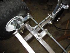The lightest cheapest reverse trike? 40lbs $350.00 - DIY Go Kart Forum