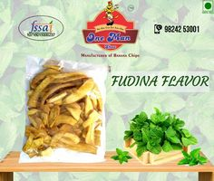 So all you foodies, this time onwards, indulge only into the authentic banana chips (FUDINA FLAVOR) and make your taste buds cringe for more! Website: http://onemanshow.co.in/ #chips #bananachips #Hungry #Bestchips #Tastychips #appetizer #snack #party #munching #bestfood #tastyfood #teatimesnack