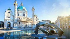 VIE; Wien Karlskirche; gekauft über Fotolia