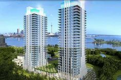Rental at Brand New Building – South Beach Condos & Lofts. Beautiful 2 Bdrm Plus Den With Lake View. Very Bright And Spacious W/ Hardwood Throughout, Granite Countertops, High Ceilings. Includes Parking & Locker from Greg Plante.