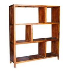 Athmane Bookcase smaller