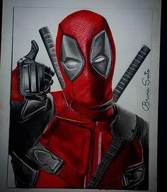 Deadpool - Bruna Sesto