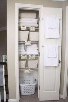 Arredi per bed and breakfast - Porta per biancheria di servizio