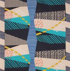 http://www.kawaiifabric.com/en/p8442-echino-sea-green-blue-natural-color-canvas-fabric-shapes-silver-bird-from-Japan.html