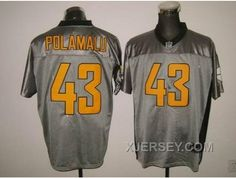 http://www.xjersey.com/nfl-pittsburgh-steelers-43-troy-polamalu-gray-shadow-new.html NFL PITTSBURGH STEELERS #43 TROY POLAMALU GRAY SHADOW NEW Only 33.11€ , Free Shipping!