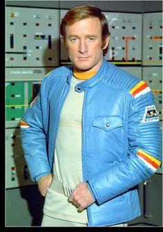 Nick Tate in Space: 1999