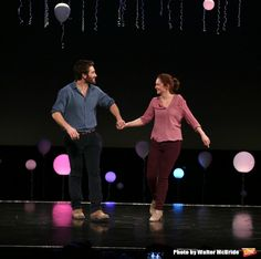Photo Coverage: Jake Gyllenhaal and Ruth Wilson Take Opening Night Bows in CONSTELLATIONS!