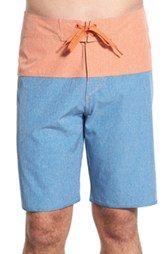 Cova 'Coastline' Colorblock Board Shorts