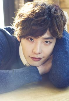 Well hello there. Lee Jung Suk