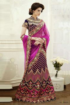 Diwali Lehenga Choli Trend New Collection For Girls (4)