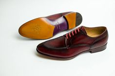 Fashion dress shoes for Men by carinovn on Etsy