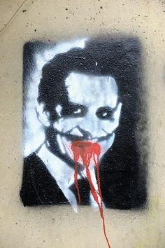 Paris 13 - rue Eugène atget - street art