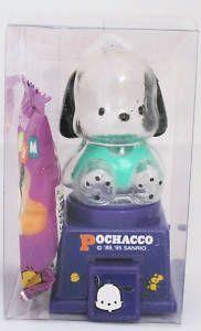 aw, i had this Pochacco, Sanrio, Childhood Memories, Hello Kitty, Snoopy, Mini, Baby, Fictional Characters, Baby Humor