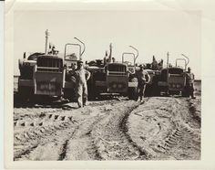 Kern County Land Company equipment.