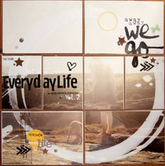 Member Project I love! Coverpage - Album two - Project Life by Sockergrynet at @Studio_Calico
