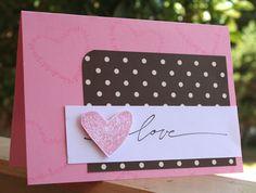 Quick Valentine Card
