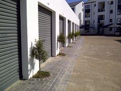 Quarry Double Cobble in Raven. Somerset West, Best Web, Raven, Sidewalk, Design, Ravens, Side Walkway, Crows