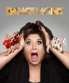 You just don't know how much I heart Abby Lee Miller & her crazyheaded Dance Moms.