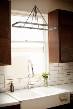 """10 Things People With Clean Apartments Always Do #refinery29  http://www.refinery29.com/millennials-home-advice#slide-5  Hack your kitchen sink.""""If your sink seems perfect for dropping dishes (why did your landlord make it so deep?), soften the blow. Before washing delicate items, line your sink with a towel, so a sudsy slip-up won't mean the end of your stemware.""""..."""