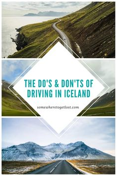 Everything you need to know about driving in Iceland#Iceland #DrivingIceland #IcelandTravel #EuropeTravel #IcelandRoadTrip Iceland Travel Tips, Iceland Road Trip, Bucket List Destinations, Amazing Destinations, Cheap Places To Travel, Places To Go, Best Bucket List, Car Rental Company, Public Transport