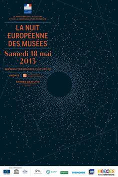 Manifestation européenne et annuelle. Chaque année, les musées de France ouvrent librement et gratuitement leurs portes tard dans la soirée avec animations différentes pour chacun.