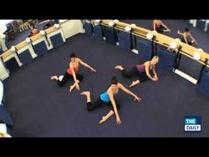 Watch this video to learn how to do The Pretzel, a signature Physique 57 exercise. This will help you tone up and trim down.